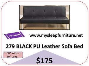 BRAND NEW- KLIK KLAK FUTON SOFA BEDS- WAREHOUSE SALE