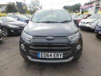2014 Ford Ecosport 1.5 Ti-VCT Titanium X (X Pack) 5dr