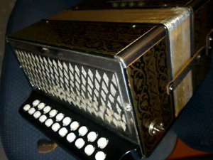 HOHNER in A&D DIATONIC ACCORDION