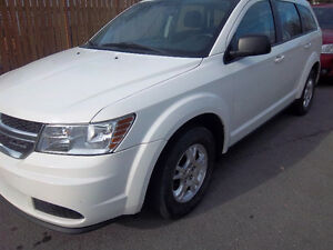 2012 Dodge Journey SE Familiale