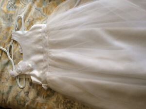 Flower girl dresses (size 7 and 5)