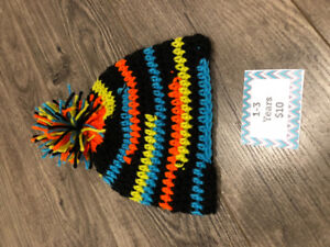 6-18 Months Crochet Hats and Hairbands