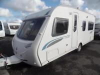 2008 Sterling Eccles Jewel 4 BERTH FIXED BED