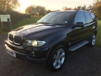 2004(54) BMW X5 3.0d Sport Auto - facelift with leather & nav!