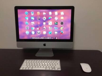 iMac 21.5, 4GB RAM, 500GB HDD, 3GHz Processor, Late 2009 model