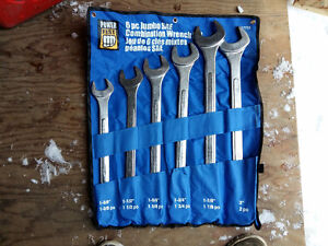 6pc wrench set
