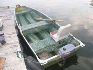 fishing/hunting boat