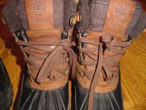 Timber land winter boots