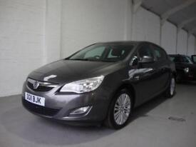 Vauxhall/Opel Astra 1.4i 16v VVT Excite, 5-Dr, 2011, 45k FSH, FULL LEATHER,
