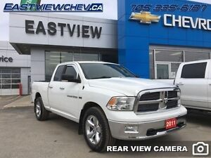 2011 Dodge Ram 1500 Big Horn  -  Navigation