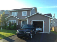 Executive  2 Story Rental (5 years young ) East End St.John's,NL