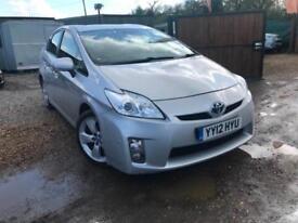 TOYOTA PRIUS T SPIRIT VERY NICE CLEAN CAR NAVIGATION CAMERA UK MODEL HPI CLEAR