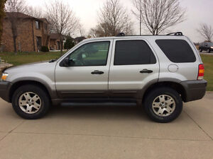 2006 Ford Escape XLT, 4x2, 3.0L V6 Safety and Etest