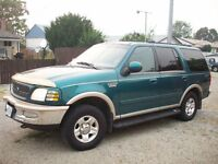 1999 Ford Expedition gold Other
