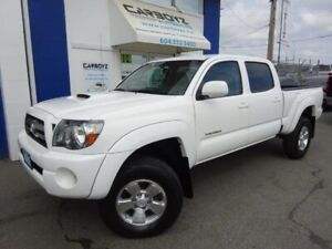 2009 Toyota Tacoma TRD Sport 4x4, Double Cab, Lifted, Local Truc