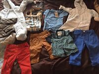 Boys 6-9 Months bundle. All immaculate Condition. Majority brand new with tags!