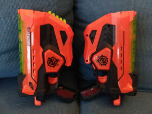"NERF ""Fusefire"" Toy Guns"