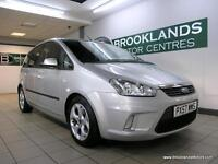Ford C-Max 1.6 TDCI ZETEC DPF 110PS [6X SERVICES]