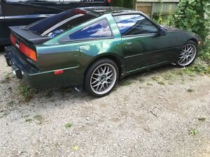 1988 Nissan 300zx Shiro Turbo
