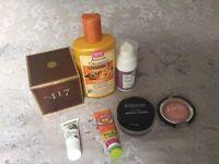 Natural skincare and make up giveaway