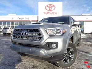 2016 Toyota Tacoma 4WD Double Cab TRD Sport 6349 KMS!
