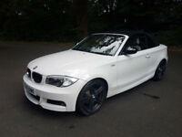 BUY NOW £212.33 PER MONTH BMW 2013 118D 2.0TD SPORT PLUS EDITION CONVERTIBLE
