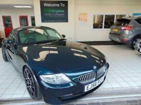 2006 56 BMW Z4 3.0 Z4 SI SE COUPE 2D 262 BHP
