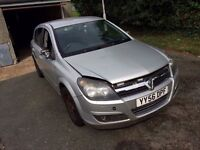 Vauxhall Astra for breaking all parts