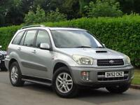 Toyota RAV4 2003 2.0 D-4D ( lth ) GX***7 SERVICE STAMPS + CAMBELT REPLACED***