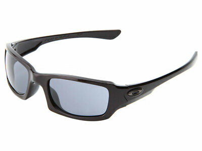 Oakley Fives 3.0 Sunglasses 42-397 Cinder Red/Grey Asian