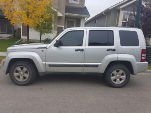 2011 Jeep Liberty 4x4 for sale