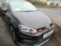 2016 Volkswagen Polo 1.8 TSI ( 192ps ) ( BMT ) ( s/s ) 2016MY GTi