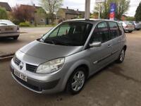 2005 Renault Scenic 1.6 VVT 115 Dynamique - 1 OWNER - MOT 18/09/2017
