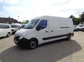 VAUXHALL MOVANO 2.3 CDTI (100ps) | LWB | 1 OWNER | AIR CON | NO VAT | 2012 MODEL