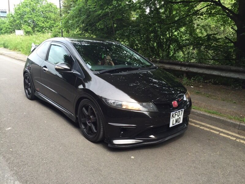 honda civic type r gt spec fn2 2007 in chesterfield. Black Bedroom Furniture Sets. Home Design Ideas