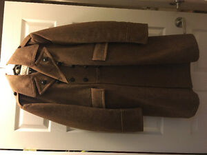 GUC Burberry Brit men coat.