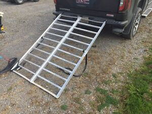 Great set of ramps for a 4 wheeler or sled located in grafton.  Peterborough Peterborough Area image 2
