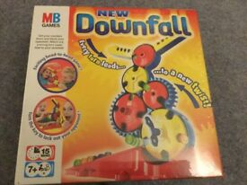 NEW MB DOWNFALL GAME - LOOKING FOR CHRISTMAS PRESENTS