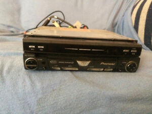 Pioneer Car Stereo/DVD Player For Sale