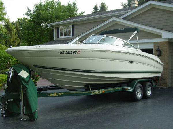2001 Sea Ray Boats 230 Select