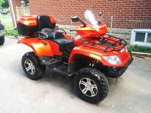 Used 2012 Arctic Cat TRV XT