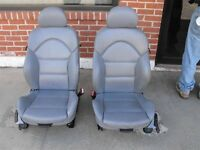 BMW M3 LEATHER SEATS 3 SERIES 1999 - 2005 E46