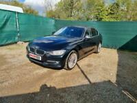 2012 BMW 3 Series 320d Luxury 4dr Step Auto DAMAGED REPAIRABLE SALVAGE SALOON Di