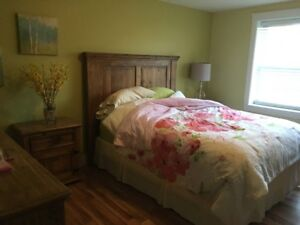 beautiful Queen sized room for rent next to UNBSJ SJRH