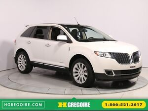 2011 Lincoln MKX AWD AUTO A/C CUIR TOIT MAGS BLUETOOTH