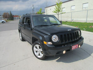2013 Jeep Patriot, 4 Door,4X4, Certify,Auto,3/Y warranty availab