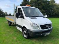 2014 Mercedes-Benz Sprinter 313Cdi 3.5T 14ft Dropside, 1 Owner Very Clean
