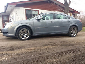 2007 Saturn aura xe REAL NICE-2 sets of tires