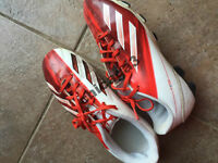 SOCCER SHOES ADIDAS F5 MESSI SIZE 6