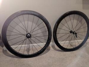 Carbon Wheels Martindale hand built
